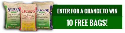 Enter for a chance to win 10 Free Bags
